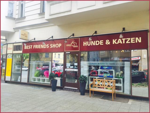 Best Friends Shop - Hundebedarf Berlin-Schöneberg Wilmersdorf